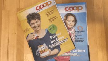 Coop Zeitung abbestellen – Endlich weniger Papiermüll