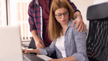 Sexuelle Belästigung am Arbeitsplatz - Was tun?
