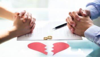 Vorgehen bei einer Scheidung in der Schweiz